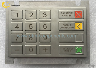Replacement Parts Ncr Epp Keyboard , Wincor 1750132043 Bank Machine Keypad