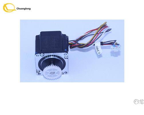 9250 H68N Step Motor ATM Spare Parts STP-59D3092 Three Months Warranty